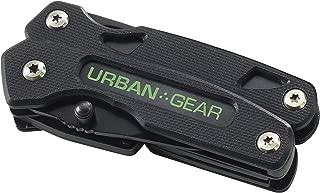 Urban Gear G10 Multitool, Small, Black