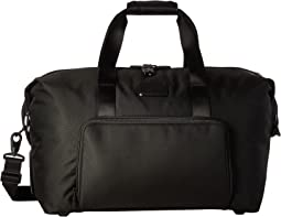 Alpha Double Expansion Travel Satchel
