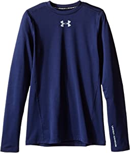 Under Armour Kids - ColdGear® Armour Crew (Big Kids)