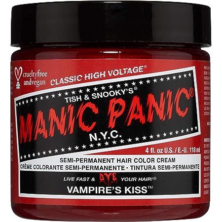 Manic Panic - VampireS Kiss Classic Creme Vegan Cruelty Free Semi-Permanent Hair Colour 118ml
