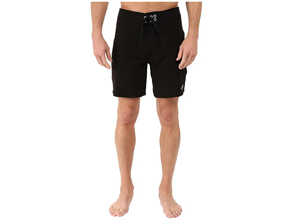 The North Face Whitecap Boardshorts Short (TNF Black (Prior Season)) Men