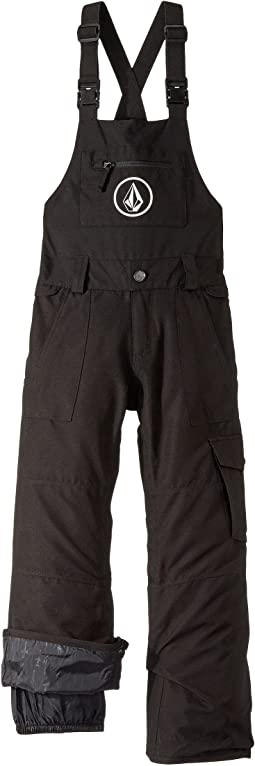 Volcom Kids - Sutton Insulated Overalls (Little Kids/Big Kids)