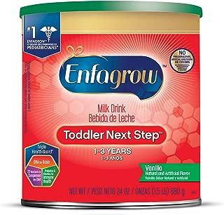 Enfagrow Toddler Next Step, Vanilla Flavor - Powder Can, 24 oz