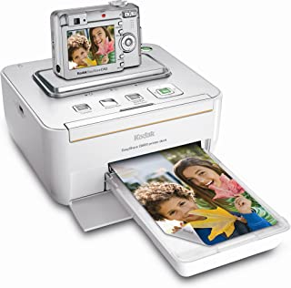 Kodak Easyshare C743 7 MP Digital Camera with 3xOptical Zoom with G600 Printer Dock Bundle