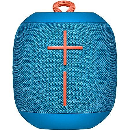 Ultimate Ears WONDERBOOM Portable Waterproof Bluetooth Speaker - Subzero Blue