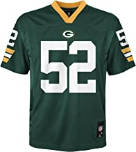 Clay Matthews Green Bay Packers Youth Green Jersey