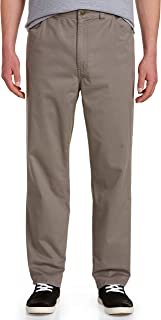 Harbor Bay by DXL Big and Tall Continuous Comfort Pants - Updated Fit