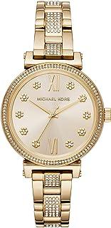 Michael Kors MK3881 Sofie para Mujer, color Oro