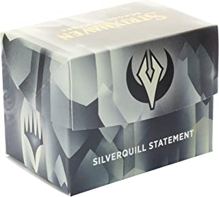 Magic: The Gathering Strixhaven Commander Deck – Silverquill (Black-White)