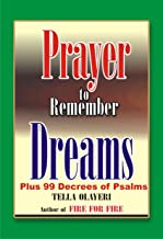 Prayer to Remember Dreams: A dream journal workbook to learn to recall, record and chart your dreams
