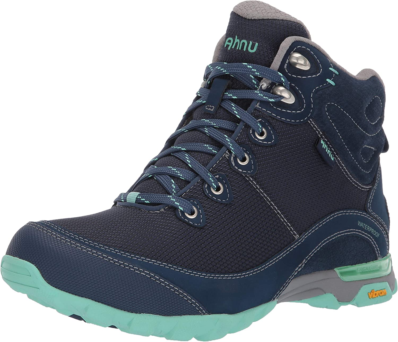 Ahnu Womens W Sugarpine Ii Wp Boot Ripstop Hiking Boot