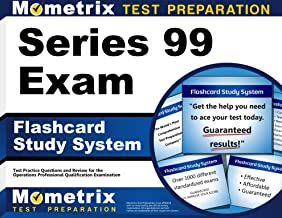 Series 99 Exam Flashcard Study System: Series 99 Test Practice Questions & Review for the Operations Professional Qualification Examination (Cards)
