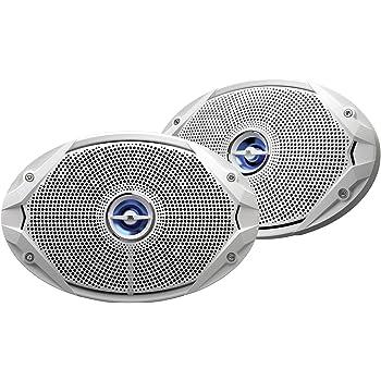 "JBL MS9520 300W Max Power 6"" x 9"" MS Series 2-Way Coaxial Marine Boat Water Proof Speakers"