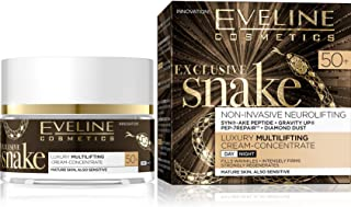 Exclusive Snake Neurolifting Luxury Multilifting Day and Night Cream For Ages 50 and Up