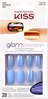 Kiss Glam Fantasy Special FX Nails ~ Parasol