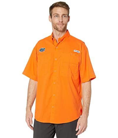 Columbia College Florida Gators CLG Tamiamitm Short Sleeve Shirt (Spark Orange) Men