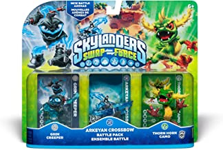 Skylanders SWAP Force Arkeyan Crossbow Battle Pack