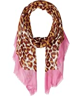 Kate Spade New York - Panthera Oblong Scarf