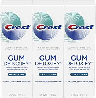 معجون اسنان للتنظيف العميق من كريست