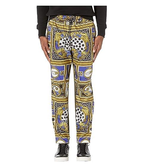 Versus Versace Print Pants