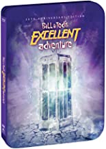 Bill & Ted's Excellent Adventure [Limited Edition 30th Anniversary Edition Steelbook] [Blu-ray]