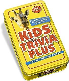 Paul Lamond Games Kids Trivia Plus
