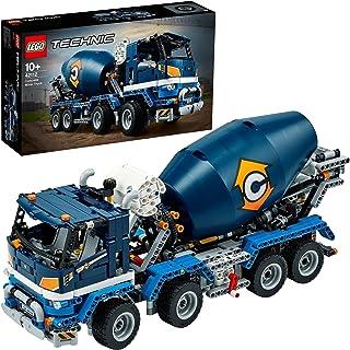 LEGO Technic Concrete Mixer Truck 42112 Building Kit