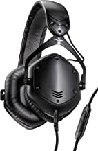 V-MODA Crossfade LP2 Vocal Limited Edition Over-Ear Noise-Isolating Metal Headphone - Matte Black