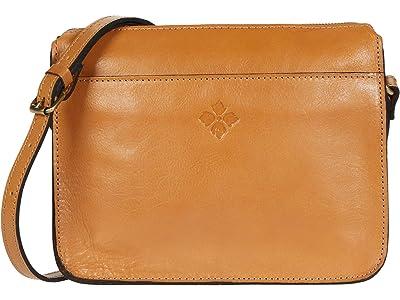 Patricia Nash Nazaire Top Zip (Biscuit) Bags