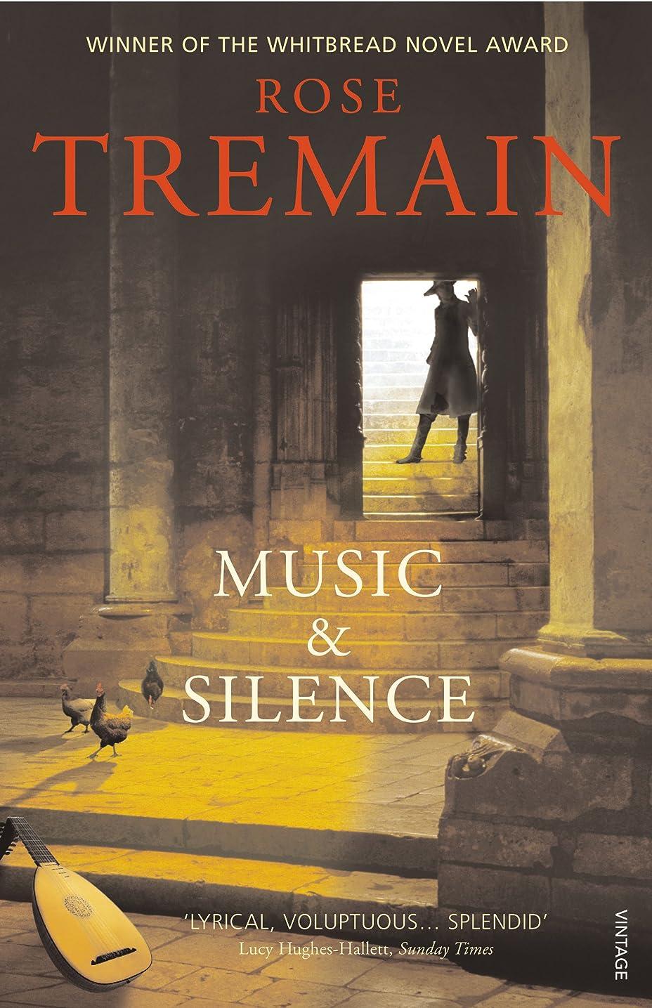 骨素敵な交響曲Music & Silence: Winner of the Whitbread Novel Award 1999 (English Edition)