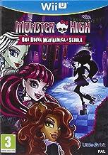 Namco Bandai Games Monster High: New Ghoul in School, Wii U - Juego (Wii U, Wii U, Torus Games, Little Orbit, PAL)