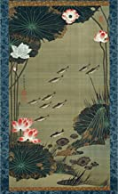 Lotus Pond and Fish by Ito Jakuchu