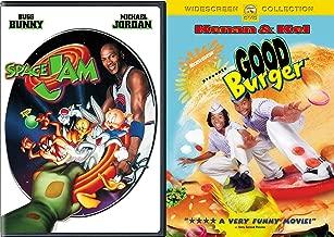 Family Comedy Bundle Space Jam & Good Burger 2-DVD Bundle