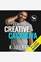Creative Casanova: A Hero Club Novel Audible Audiobook
