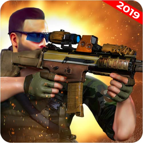 Last US Army Commando Sniper Shooting 3D Swat Mission 2019: Survival Battle Elite Gun Shooter - FPS