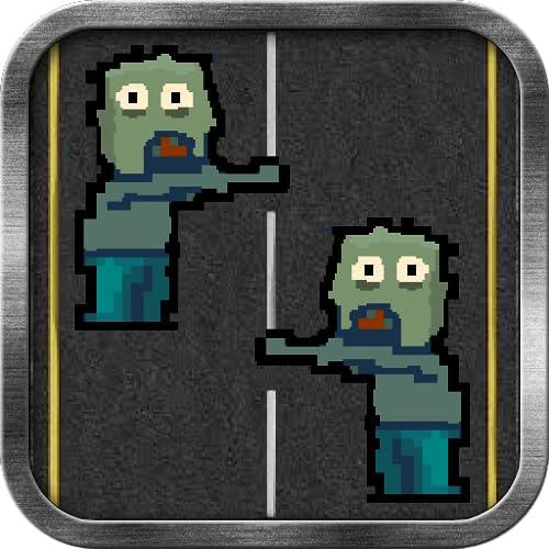 rodovia run zombie para a vida
