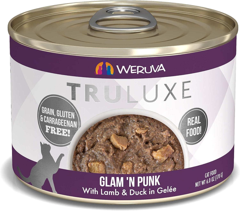 Weruva TruLuxe Grain-Free Natural Wet Super-cheap Super sale Food Canned Cat