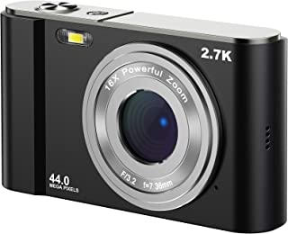Zoom Compact Digital Camera