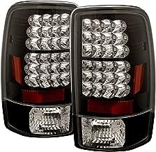 Spyder Auto ALT-YD-CD00-LED-BK Chevy Suburban/Tahoe 1500/2500/GMC Yukon/Yukon XL/GMC Yukon Denali/Denali XL Black LED Tail Light