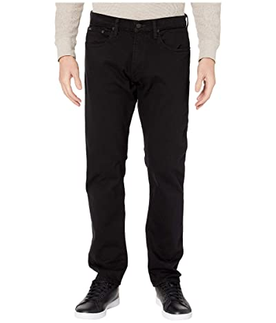 Polo Ralph Lauren Hampton Relaxed Straight Fit Jeans (Hudson Black) Men