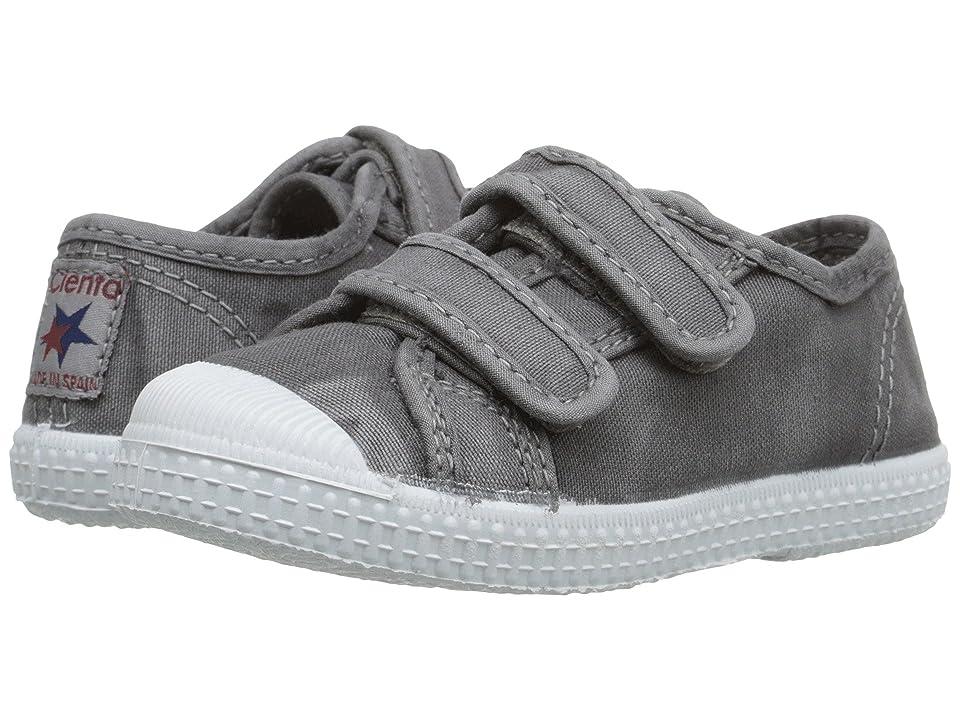 Cienta Kids Shoes 78777 (Toddler/Little Kid/Big Kid) (Grey) Kid
