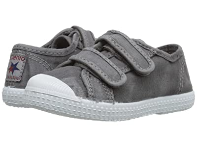 Cienta Kids Shoes 78777 (Toddler/Little Kid/Big Kid) (Grey) Kid