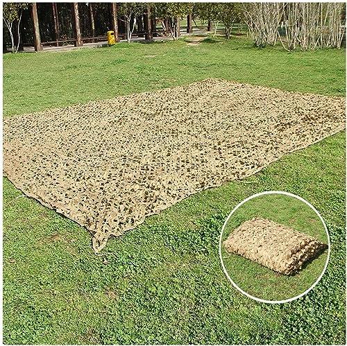 Filet de Camouflage Filet Pare-Soleil Toile Auvent en Tissu Oxford for Chambre Enfants Camping en Air Armée Militaire Masquage DéguiseHommest Chasse Tir Grand Jardin Auvents 2x3m 3x5m 6m