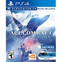 Deals on Ace Combat 7: Skies Unknown PlayStation 4 VR Mode Included