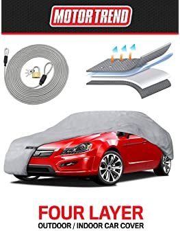 Bmw E93 3 Series Convertible Heavy Duty Cotton Lined Waterproof Car Cover L