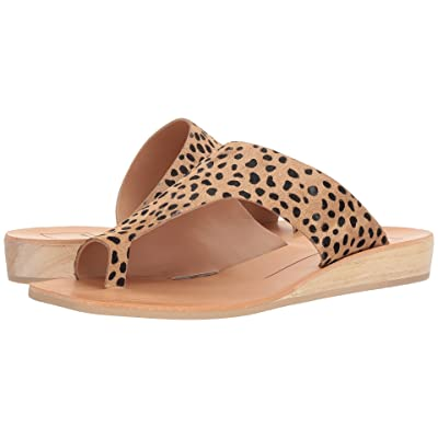 Dolce Vita Hazle (Leopard Calf Hair) Women