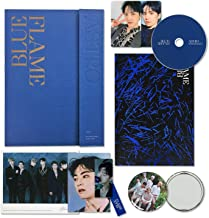 ASTRO 6st Mini Album - Blue Flame [ THE STORY ver. ] CD + Photobook + Bookmark + Selfie Photocards + Postcards + OFFICIAL POSTER + FREE GIFT / K-pop Sealed
