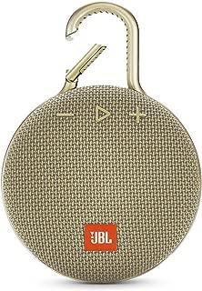 JBL JBLCLIP3SAND Taşınabilir Bluetooth Hoparlör, Sand