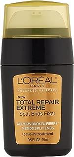 L'Oreal Paris Advanced Haircare Total Repair 5 Extreme Split End Treatment, 0.5 Fl Oz
