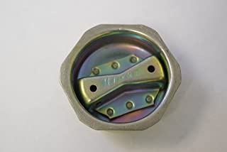 "Rieke 2"" ViceGrip II Steel Bung Nut Cap Plug for 55 Gallon Drum Barrel w/ Gasket"
